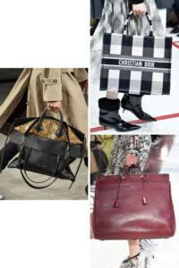 Модные большие сумки сезона осень-зима 2019-2020