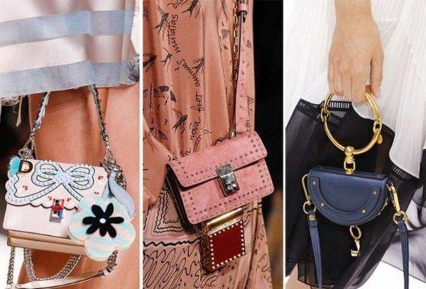 Стильные осенние сумки для девочек-подростков