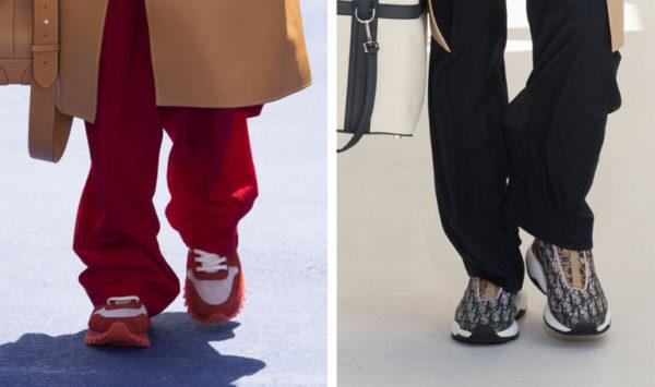 Ugly sneakers - хит сезона осени 2019