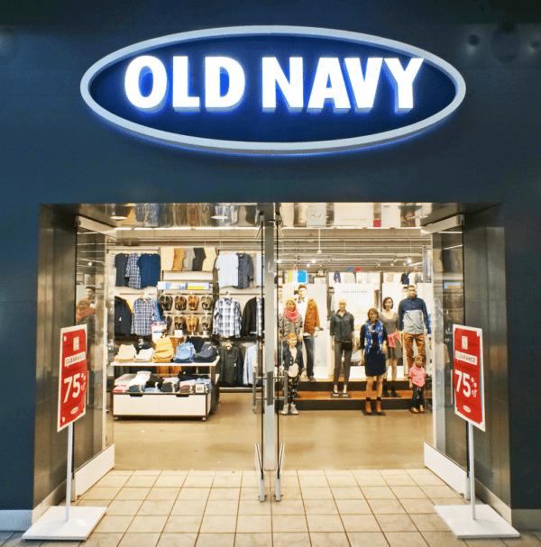 OldNavy -50%OFF 02.04