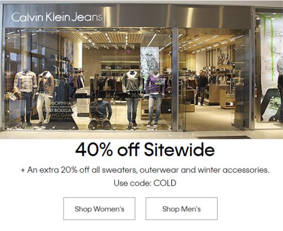 Calvin Klein US – кибернеделя 🤖